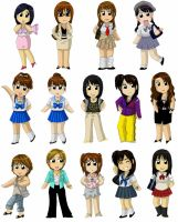Morning Musume GIF's by sockie