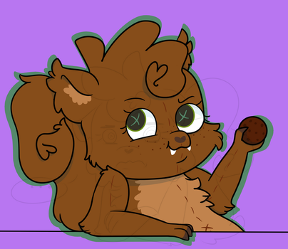 New Rabies Icon by Rabies-the-Squirrel