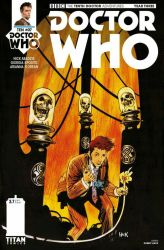 Doctor Who: The Tenth Doctor Adventures Year 3 #7 by RobertHack