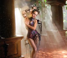 Demoness Lior by jl-modelstock 2 by FueledbypartII