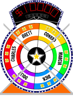 Star Wheel #5 $10,000 2 by mrentertainment