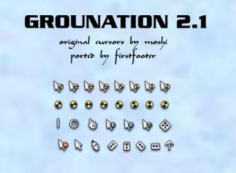 moshi's grounation 2.1 by firstfooter