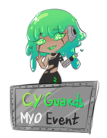 Cy-Guards MYO Event!! CLOSED by MaiaSadoptsNstuff