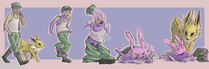 COM Goomy transformation for ZalaCambio