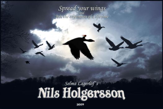 Nils Holgersson teaser poster by fixer79