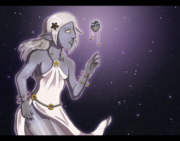 Keeper of the Cosmos by Blue6
