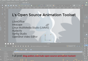 My open source animation toolset (see description) by L-James