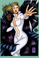 Cloak And Dagger by Blackmoonrose13
