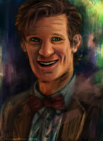 I Am The Doctor by leprekhanh