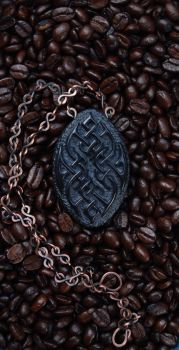 Celtic Tribal Oval. by Wyrdhaven