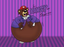 COMMISSION - Big Belly Bradley by Dan-the-Countdowner