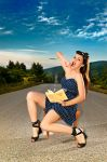 pin up school by luez2