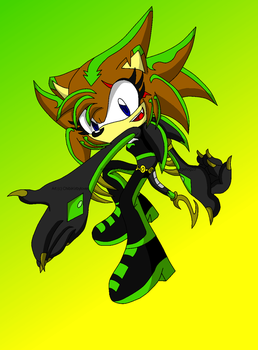 CE for ShadowTheHedgehog23 by ChibiKirbylover