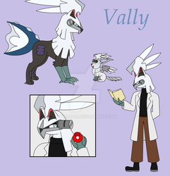 Vally the Silvally by Bioblood