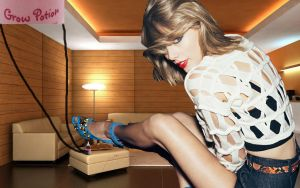 Taylor swift grows by Too-small-abbie