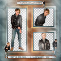 +Justin Bieber Pack Png by Heart-Attack-Png