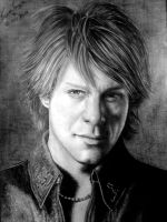 Jon Bon Jovi by Dark4Light