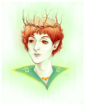 South Park: The Stick of Truth. Kyle Broflovski by maryallen138