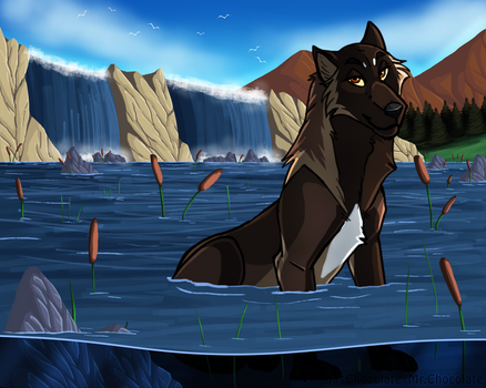 WoLF: Cooling Off by DasChocolate