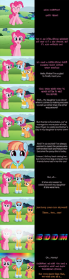 Pinkie Pie Says Goodnight: Mother's Day Wishes by MLP-Silver-Quill