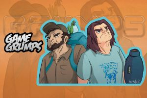 Game Grumps by hermitCat