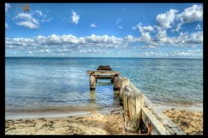 Point of No Return HDR by tdcwillz