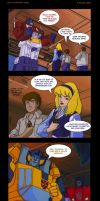 4 million years by Comics-in-Disguise
