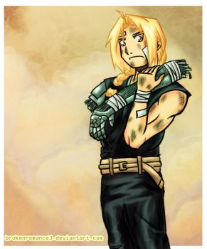 FMA-Battle in Rushvalley by BrokenRomance3