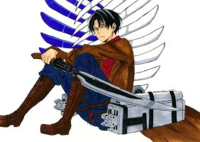 Levi by 17Shadow17