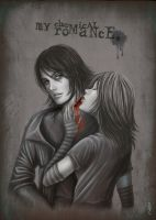My Chemical Romance by nell-fallcard