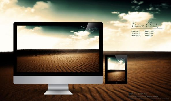 HD Wallpaper Cloudy Nature Updated by solutionall