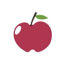Apple - Vector by GuruGrendo