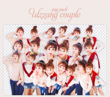 PNGs Pack Ulzzang Couple - 2 by Heoconkutecu