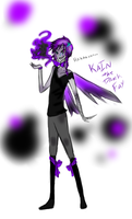 Ask Kain the Dark Fae by Ask-us-the-Holidays