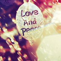Love and Peace. .. by light-from-Emirates