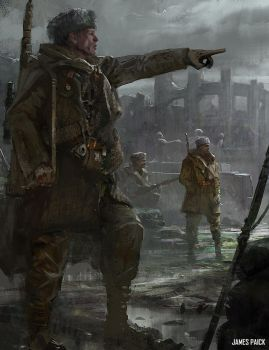WWII Series - Stalingrad by JamesPaick