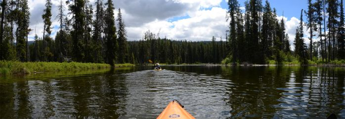 Payette River Meanders Kayaking 2 by eRality