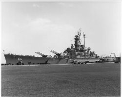 USS Alabama BB-60 by achmedthedeadteroris