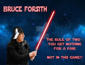 Bruce Forsith by panicfaceproductions