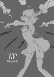 WIP - Summer Time Penny Polendina - battle by ADSouto