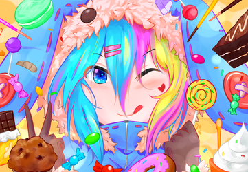 SWEETS!!! by DivYes