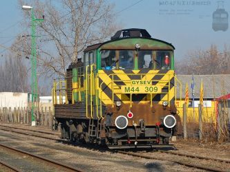 M44 309 in Gyor in january, 2012 by MorpheusPhotoworks