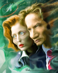 I Miss The X-Files by VinnieScullo