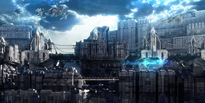 Future City by stgspi
