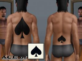Ace of Spade by allison731