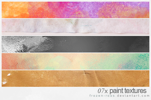 7x paint textures by frozen-roos