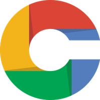Google Chrome Icon Redesign (Better Version) by ThomasKong