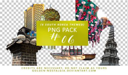 PNG Pack #06 [200 Watchers Pack] by golden-nostalgia