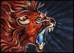 Vulcan ACEO by Amadoodles