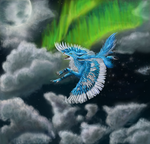 -To Soar Through Heavens- by KichisCrafts